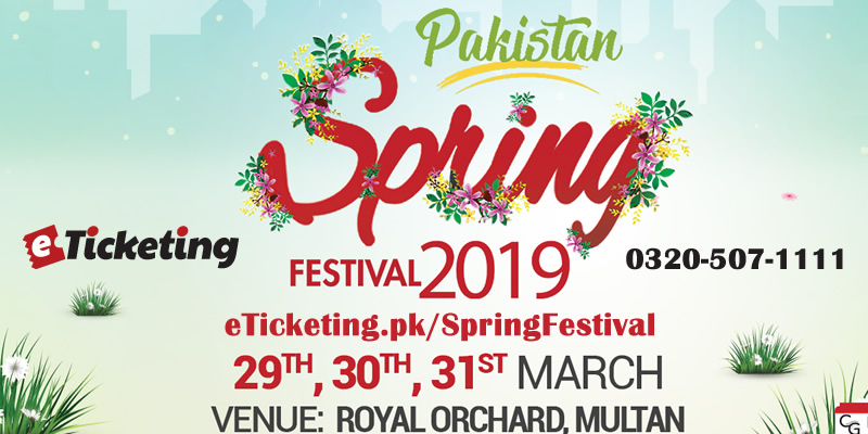 Pakistan Spring Festival