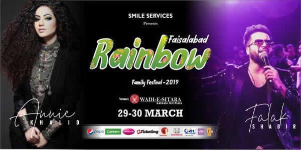 Rainbow Family Festival