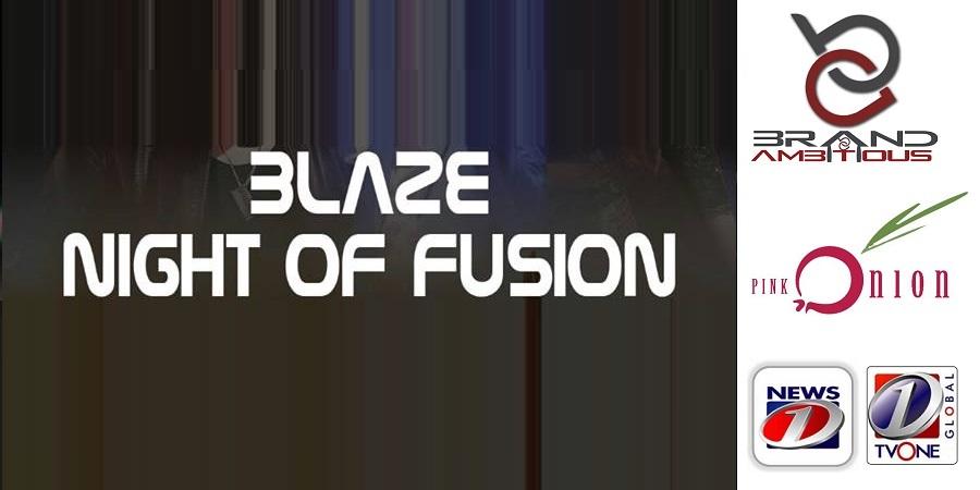 Blaze Night of Fusion
