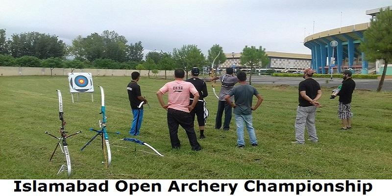 Islamabad Open Archery Championship