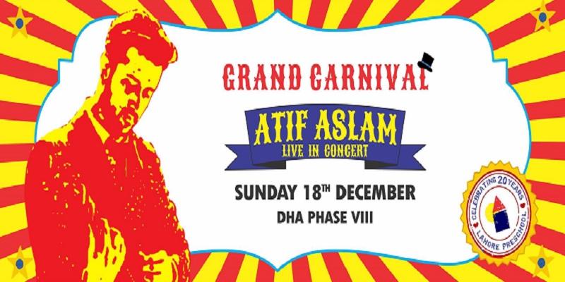 Lahore Preschool Grand Carnival