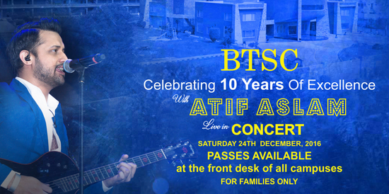 BTSC Celebrating 10 Years of Excellence