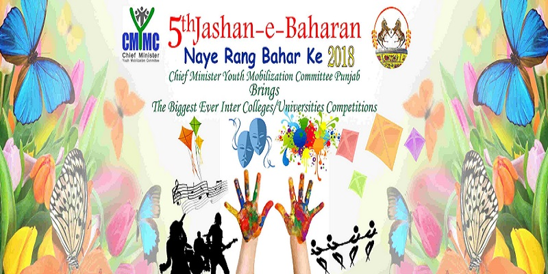 Jashan e Baharan Festival