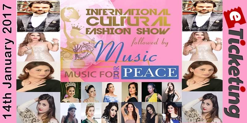 International Cultural Fashion Show and Concert