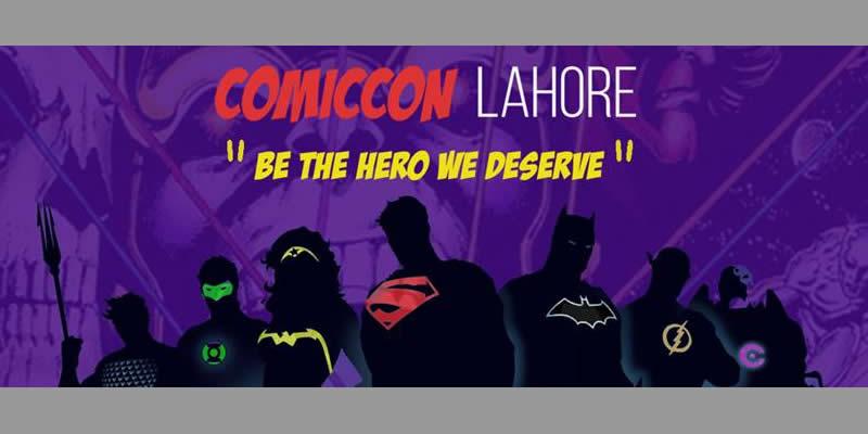 ComicCon Lahore