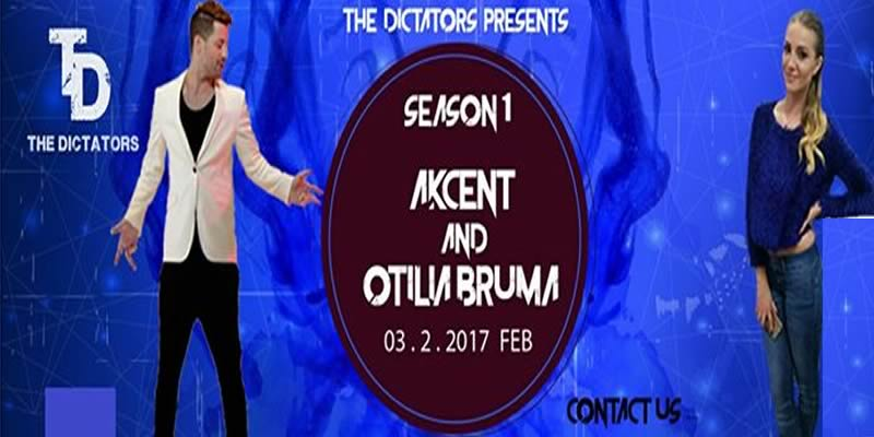 Akcent and Otilia Bruma