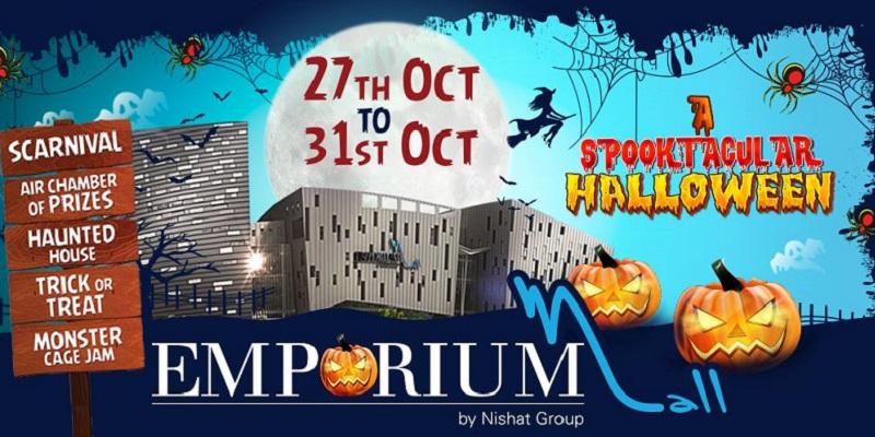A Spooktacular Halloween