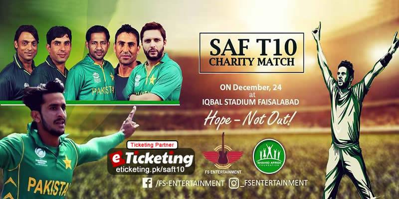 SAF Charity Match