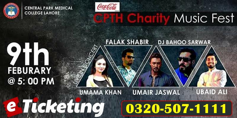 CPTH Charity Music Fest