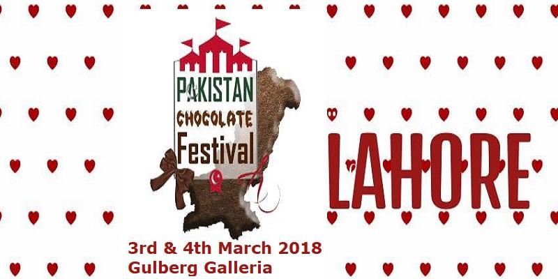 Pakistan Chocolate Festival