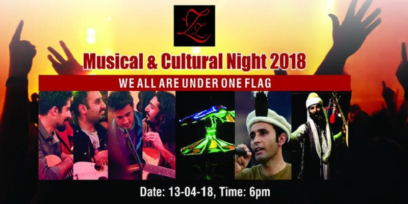 Musical and Cultural Night