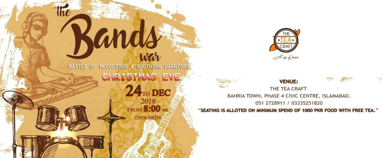 The Bands War Tickets Aqeel Bukhari