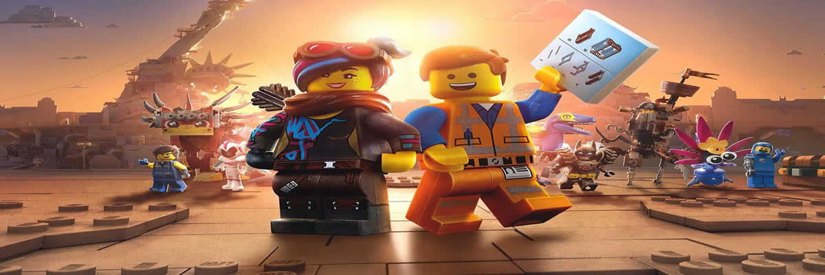 The Lego Movie 2 The Second Part Tickets
