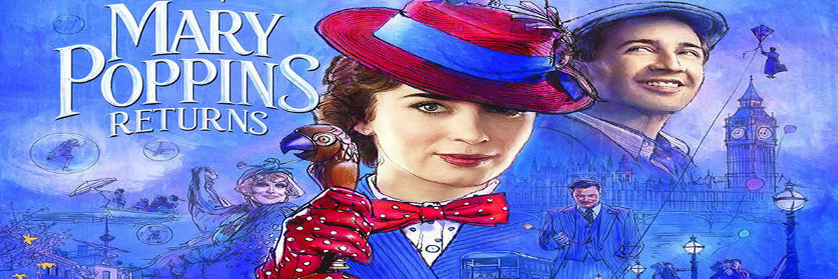 Marry Poppins Returns Tickets