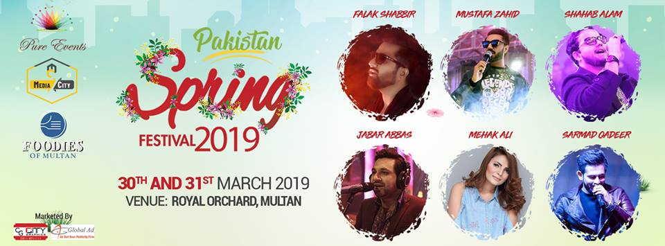 Pakistan Spring Festival Tickets Pure Events