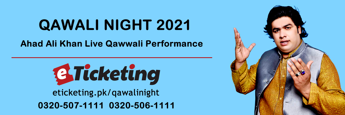 Qawali Night 2020 Tickets Moka Event Planner