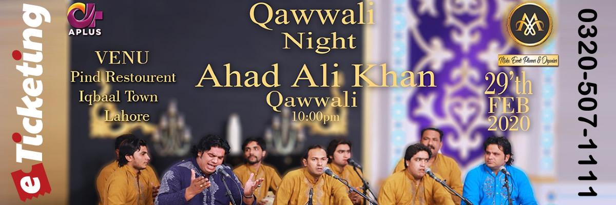 2020 Qawali Night Tickets Moka Event Planner
