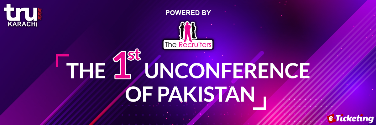 Tru Karachi Tickets The Recruiters