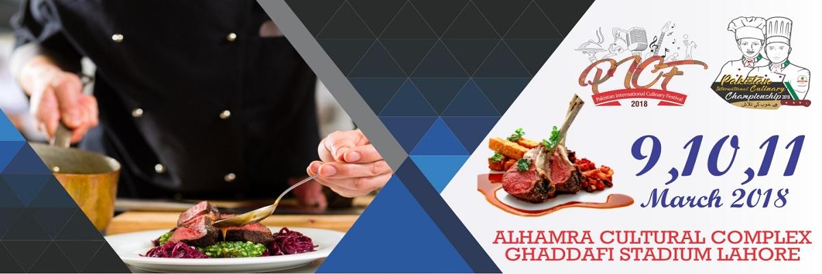 Pakistan Culinary Championship Tickets COTHM