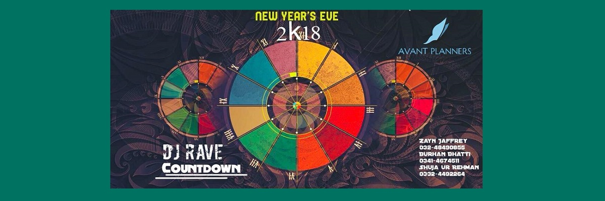 New Year Night Tickets Avant Planners