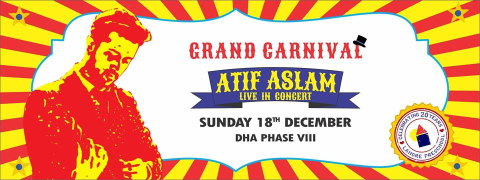 Lahore Preschool Grand Carnival Tickets