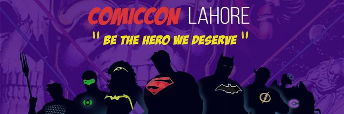 ComicCon Lahore Tickets