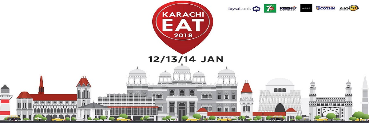 Karachi Eat Food Festival Tickets
