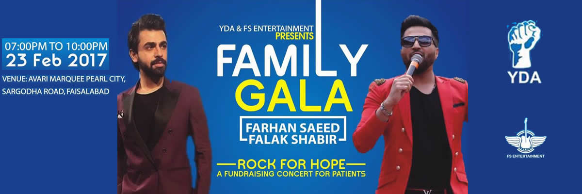 Rock for Hope Music Concert Tickets