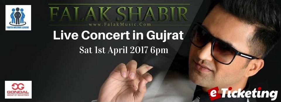 Falak Shabir Gujrat Concert Tickets