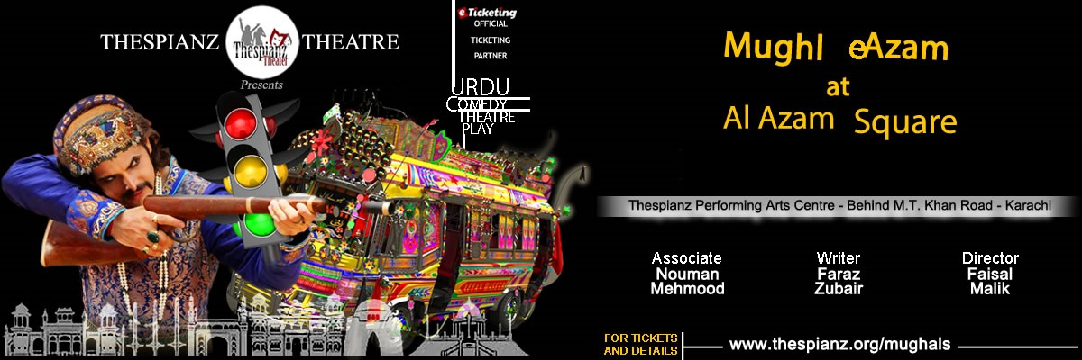 Mughl e Azam Tickets Thespianz Theatre