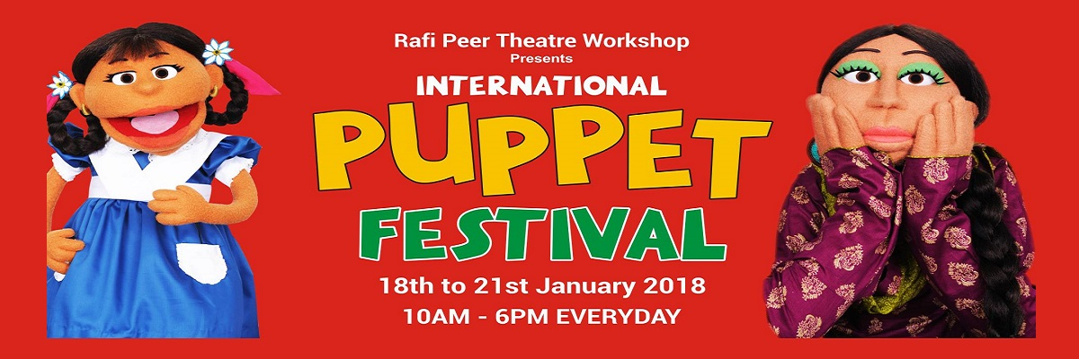 Puppet Festival Tickets Rafi Peer Theatre Workshop