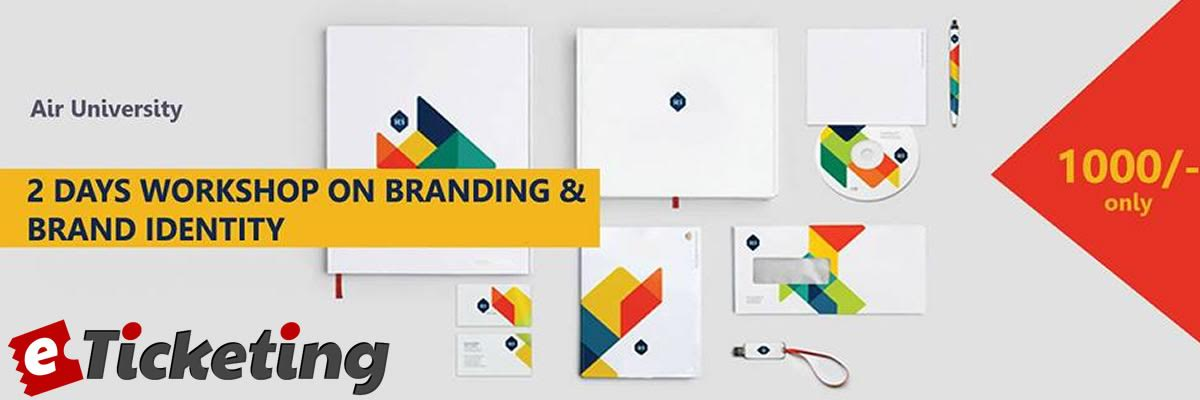 Branding and Brand Identity Workshop Tickets