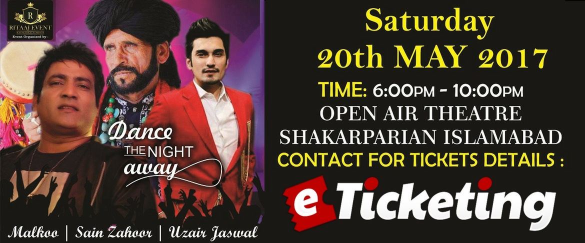 Dance the Night Away Tickets Ritaaj Events