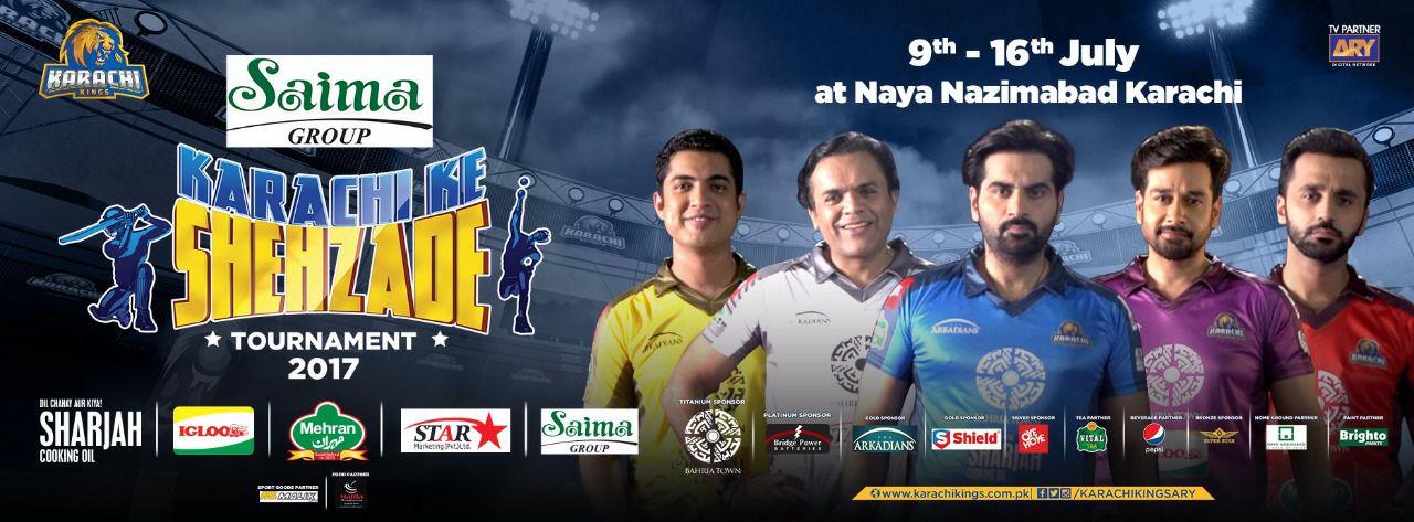 Karachi Ke Shehzade Tickets
