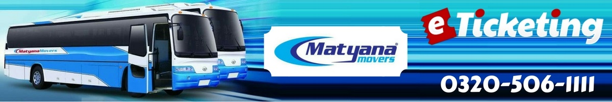 Matyana Movers Tickets Matyana Movers