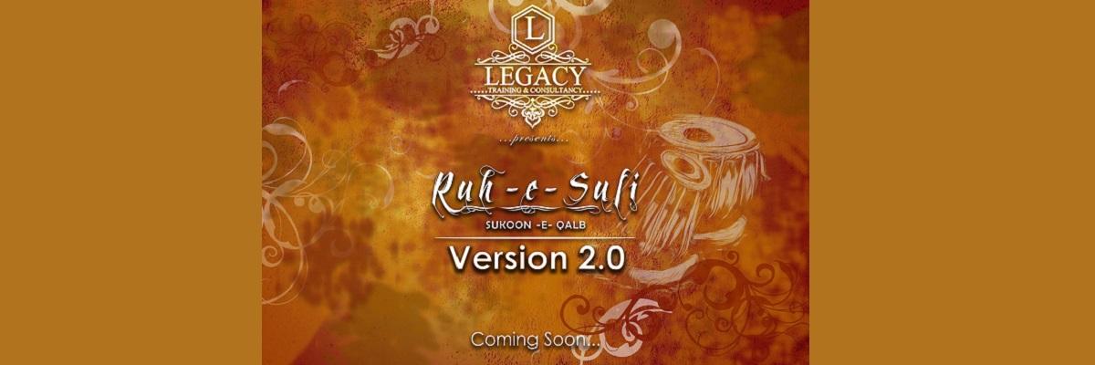 Ruh e Sufi Tickets