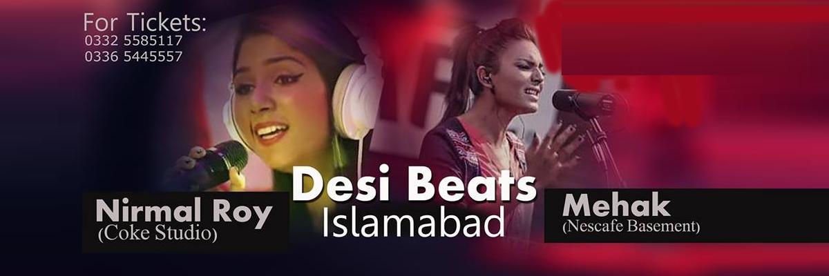 Desi Beats Tickets