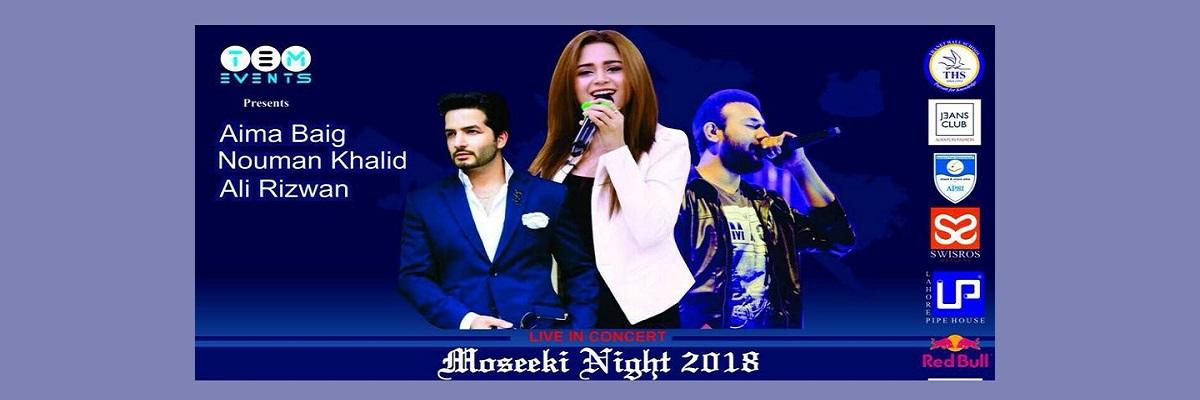 Moseeki Night Tickets