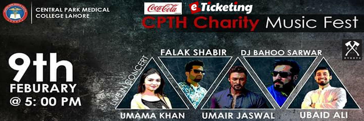 CPTH Charity Music Fest Tickets Axe Event Productions