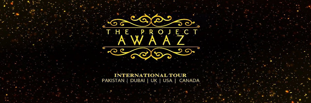 The Project Awaaz Tickets