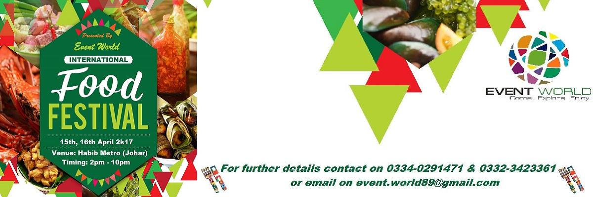 International Food Festival Tickets