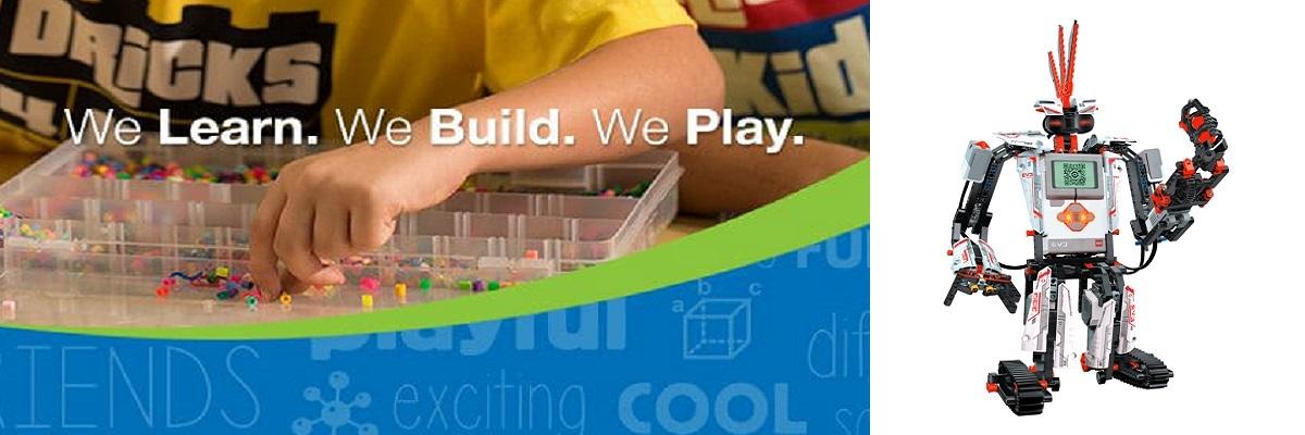 Fundamentals of LEGO MindStorms EV3 Tickets Intuit Technologies LLC