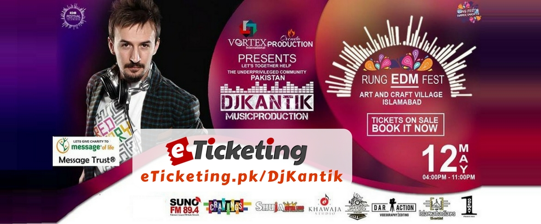 Rung EDM Festival Tickets Vortex International