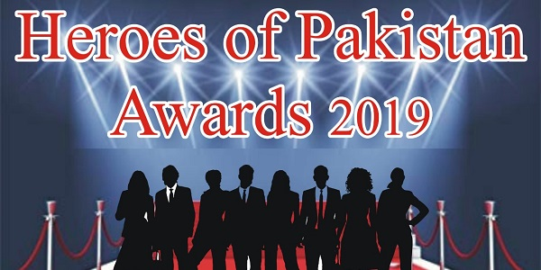 Heroes Of Pakistan Awards Tickets