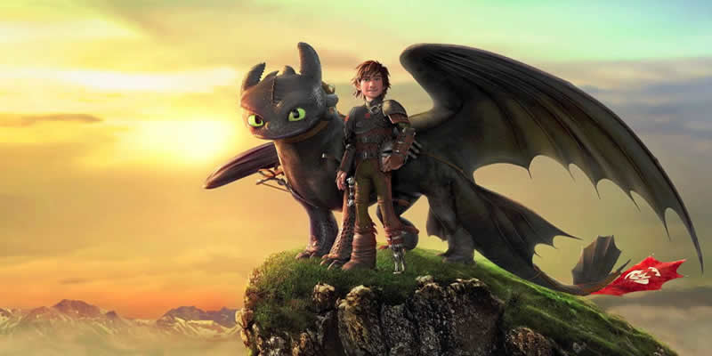How To Train Your Dragon: The Hidden World Tickets