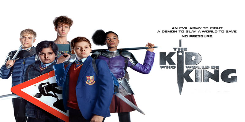 The Kid Who Would Be King Tickets