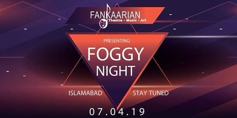 Foggy Night Tickets