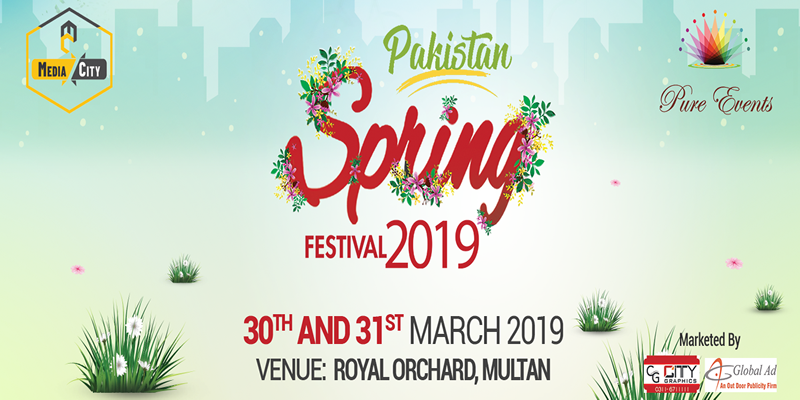 Pakistan Spring Festival Tickets