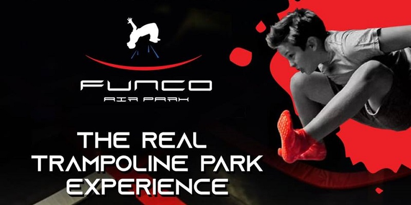 Funco Air Park Tickets