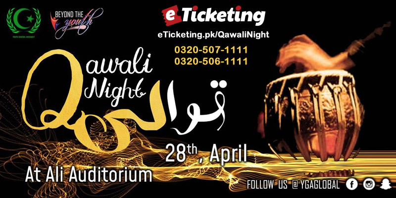 Qawali Night Tickets